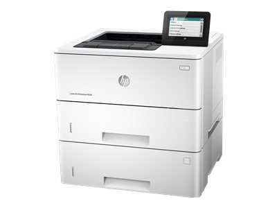 HP LaserJet Enterprise M506x - Printer - monochrome - Duplex - laser - A4/Legal - 1200 x 1200 dpi - up to 43 ppm - capacity: 1200 sheets - USB 2.0, Gigabit LAN, NFC, USB 2.0 host