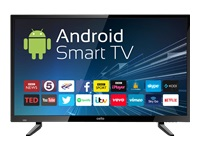 """32"""" HD Ready SMART LED TV with Freeview 1366 x 768 Black 2\sx HDMI and 1 x USB connection VESA wall mount 100 x 100mm"""