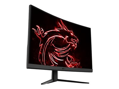MSI Optix G27C4 LED monitor curved 27INCH 1920 x 1080 Full HD (1080p) VA 250 cd/m²