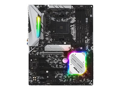 ASRock B450 Steel Legend ATX  AM4 AMD B450