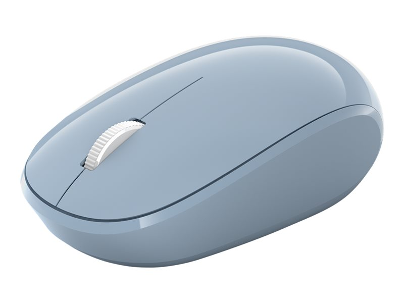 Microsoft Bluetooth Mouse - mus - Bluetooth 5.0 LE - pastellblå