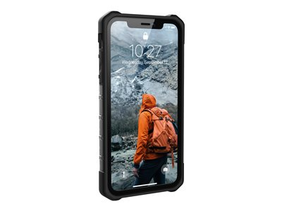 Rugged Case for iPhone XR [6.1-inch screen] - Plasma Ash