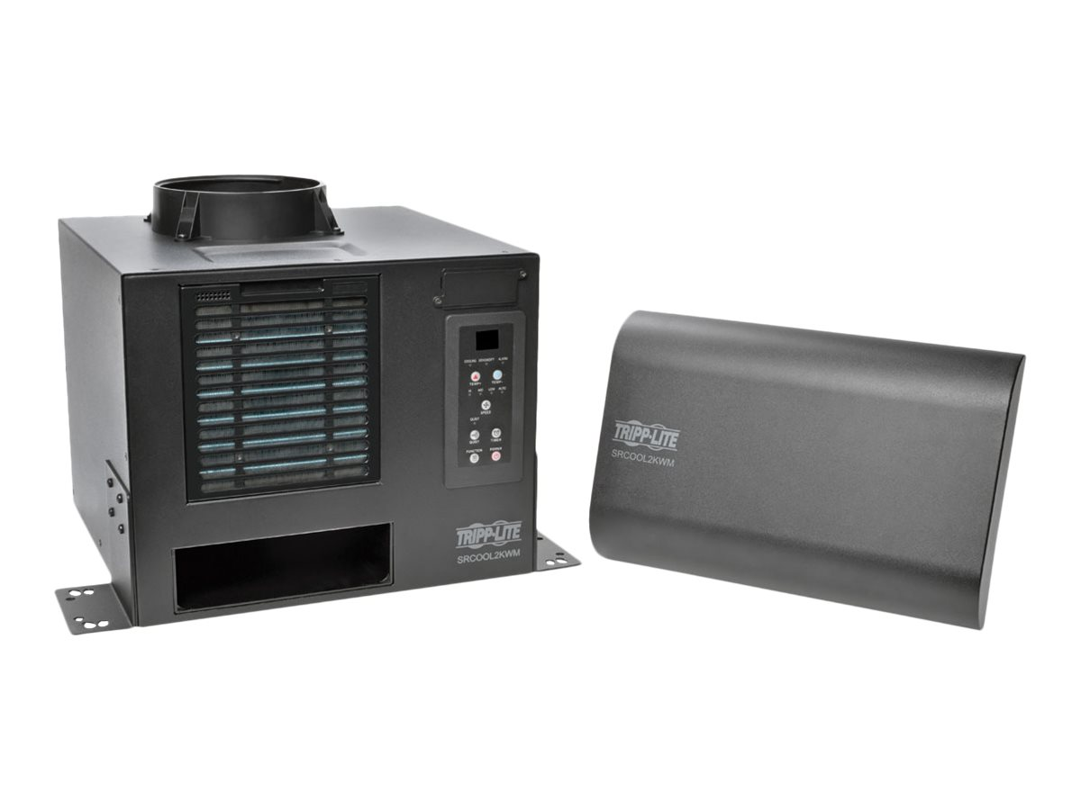 Tripp Lite Cooling Unit Air Conditioner Wallmount Rack Cabinet 2K BTU 120V rack air-conditioning cooling system