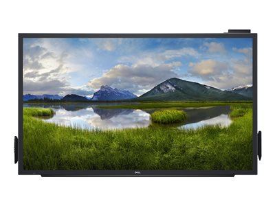 Dell C5518QT 55INCH Class (54.6INCH viewable) LED display interactive with touchscreen