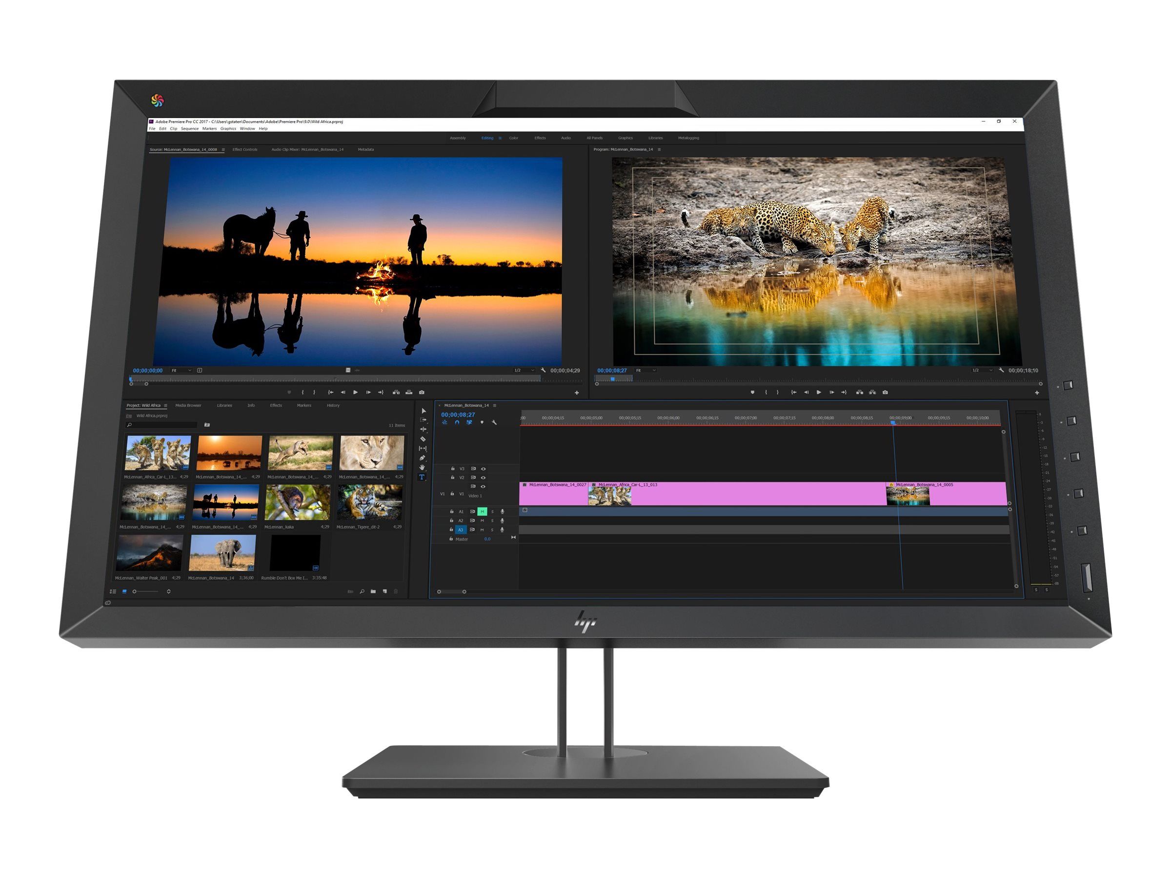 """HP DreamColor Z27x G2 Studio Display - LED monitor - 27"""""""