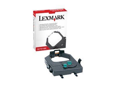 Lexmark - 1 - Schwarz - Re-Ink-Farbband - für Lexmark 23XX; Forms Printer 23XX, 24XX, 25XX