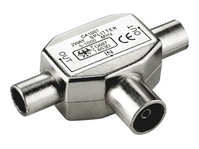VALUE Koaxial T-Adapter 11.99.4476