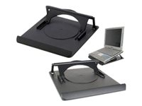 Uncaged Ergonomics Swivel Laptop Stand Notebook stand