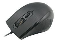 Havit Basicline Mouse Wired Black