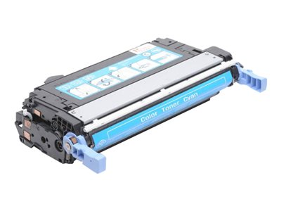 eReplacements Q5951A-ER - Cyan - remanufactured - toner cartridge (alternative for: HP Q5951A) - for HP Color LaserJet 4700, 4700dn, 4700dtn, 4700n, 4700ph+