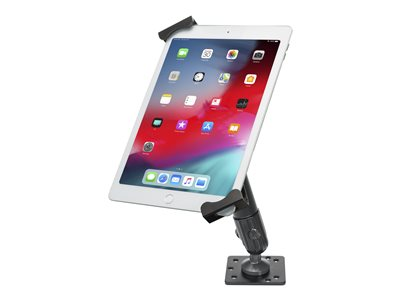 CTA Security Vehicle Dashboard Mount Mounting kit for tablet metal screen size: 7INCH-14INCH