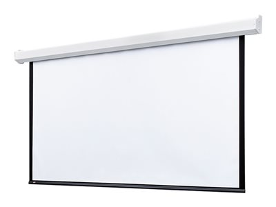 Draper Targa Projection screen ceiling mountable, wall mountable motorized 110 V