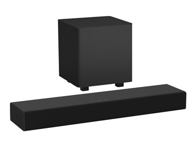 VIZIO SB2021N-H6 Sound bar system for home theater 2.1-channel wireless Bluetoo