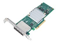 Adaptec 1000-16e 12Gb/s HBA Adapter 16 port Ext MiniSAS HD SFF-8644