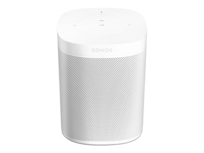SONOS ONE wireless Audiospeaker Network-Compatible Internetradio Audio Gen2 White