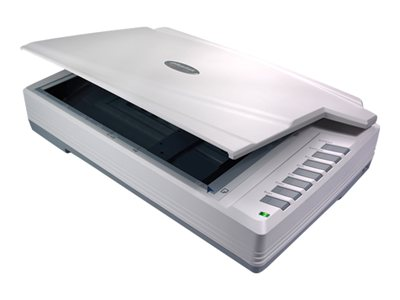 Plustek OpticPro A320 - Flatbed scanner - 12 in x 17 in - 1600 dpi x 1600 dpi - USB 2.0