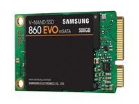 Samsung 860 EVO MZ-M6E500BW - Solid-State-Disk