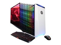 CyberPowerPC Gamer Supreme Liquid Cool SLC10500 MDT 1 x Ryzen 7 2700X / 3.7 GHz RAM 32 GB
