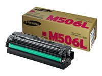Samsung CLT-M506L High Yield magenta original toner cartridge (SU309A)