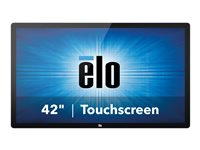 Elo Interactive Digital Signage Display 4202L Projected Capacitive 42