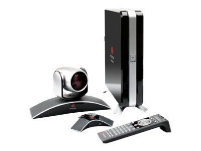 Poly - Polycom HDX 8000-720 - video conferencing kit