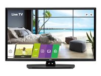 "LG 32LU661H - 32"" Class LU661H Series - Pro:Idiom LED TV - hotel / hospitality - Smart TV - webOS - 1080p (Full HD) 1920 x 1080 - direct-lit LED"