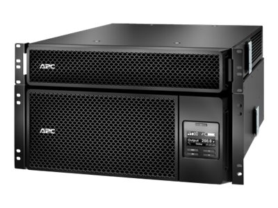 APC Smart-UPS SRT 6000VA RM - UPS - 6000 Watt - 6000 VA - with 208/240V to 120V Step-Down Transformer