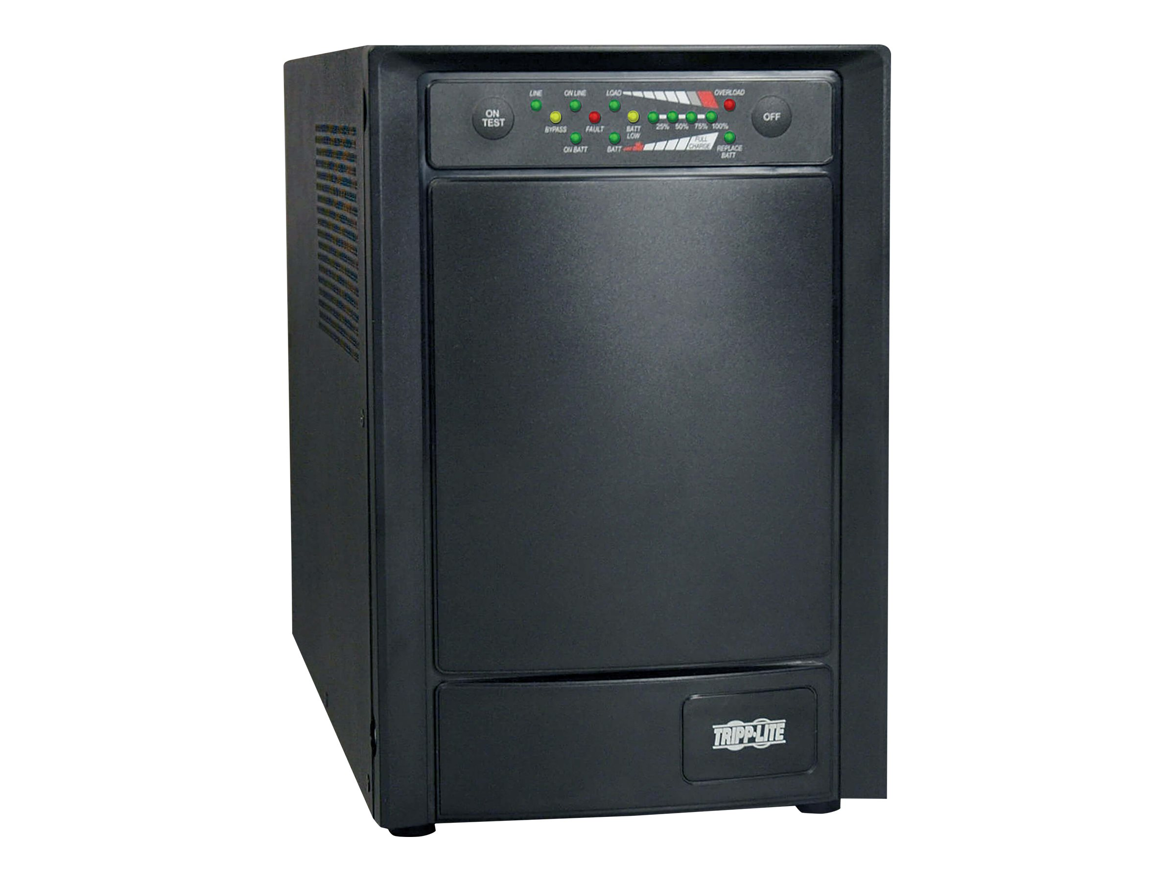 Tripp Lite UPS Smart Online 1000VA 800W Tower 100V - 120V USB DB9 SNMP RT - UPS - 800 Watt - 1000 VA