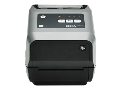 Zebra ZD620 Healthcare label printer thermal transfer Roll (4.65 in) 203 dpi  image