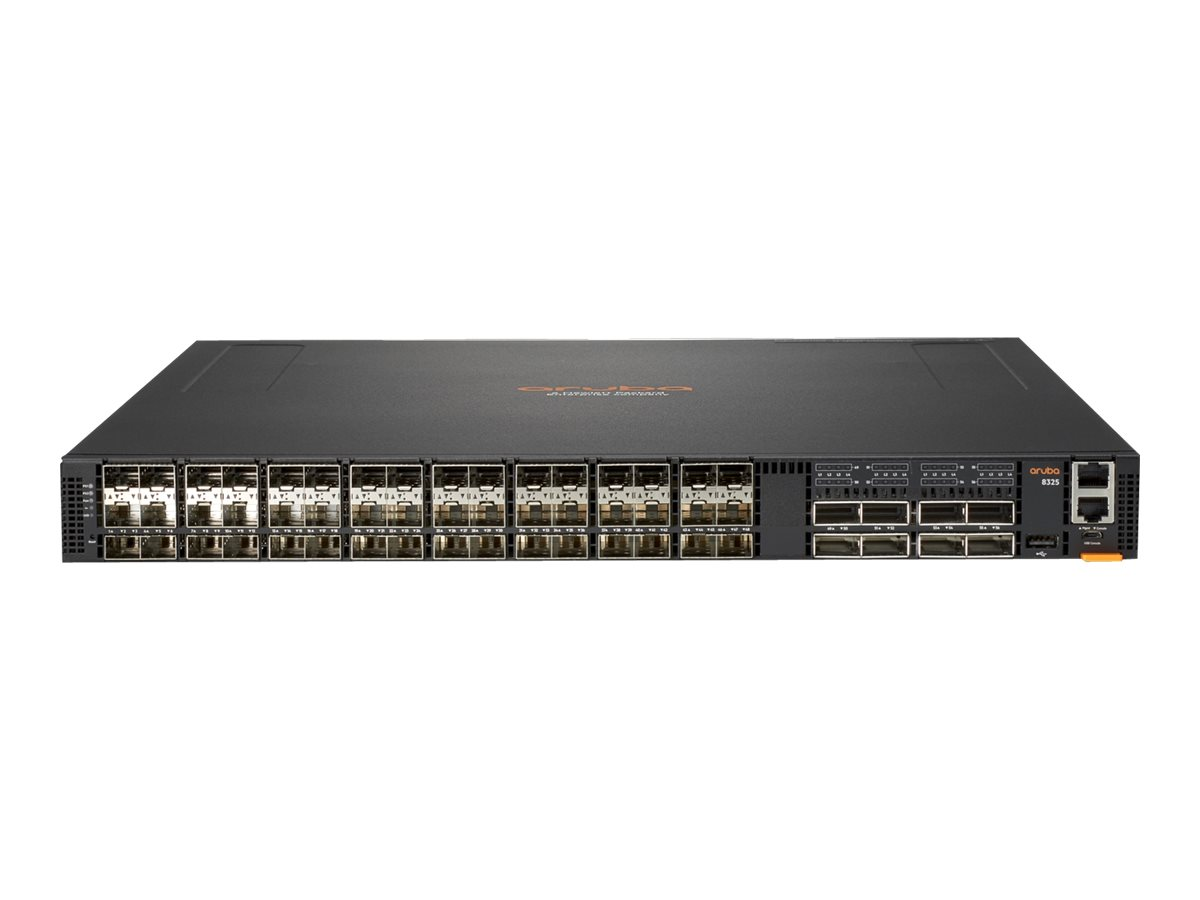 HPE Aruba 8325-48Y8C - switch - 48 ports - managed - rack-mountable