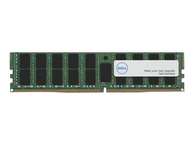 Dell - DDR4 - 8 Go - DIMM 288 broches - 2400 MHz / PC4-19200 - 1.2 V - mémoire sans tampon - ECC - pour PowerEdge R230, R330, T130, T30, T330