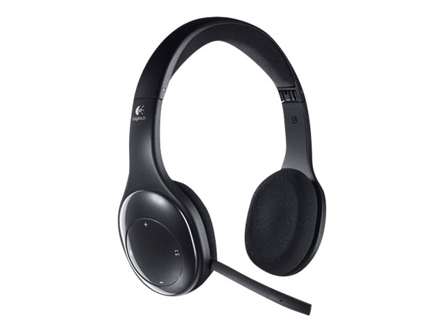 Logitech Wireless Headset H800 - Headset - On-Ear - 2,4 GHz - drahtlos