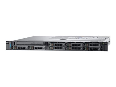 Dell EMC PowerEdge R340 Server rack-mountable 1U 1-way 1 x Xeon E-2234 / 3.6 GHz  image