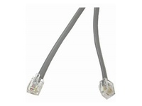 C2G - Network cable - RJ-11 (M) to RJ-11 (M) - 7.5 m