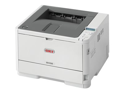 OKI B432dn Printer monochrome Duplex LED A4/Legal 1200 x 1200 dpi up to 42 ppm