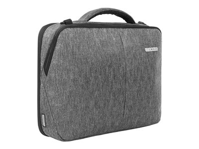 Incase Designs Reform Brief with TENSAERLITE Notebook carrying case 13INCH black heather