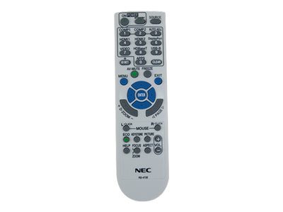 NEC Remote control infrared for NEC P4