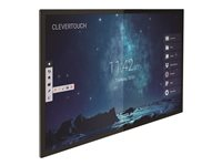 "Clevertouch 15465CAP - 65"" Class - Pro Series LED display - interactive communication - with touchscreen - 4K UHD (2160p) 3840 x 2160"