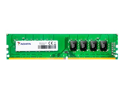 ADATA Premier Series DDR4 4 GB DIMM 288-pin 2400 MHz / PC4-19200 CL17 1.2 V