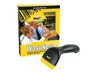 WaspNest WCS3900 CCD Barcode Scanner Suite - PS2 - Box pack - 1 user - CD - Win