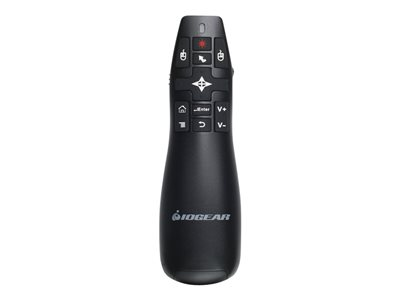 IOGEAR Red Point Pro Presenter Mouse
