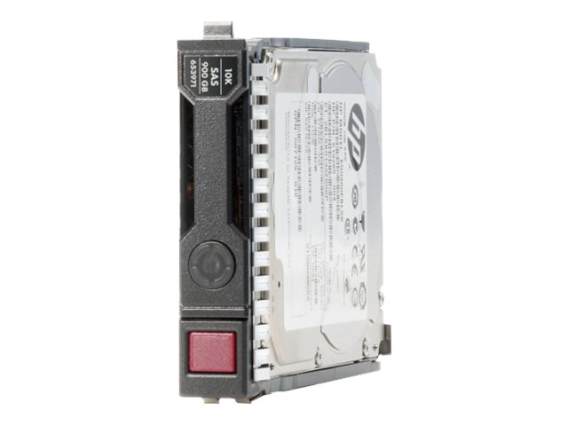 HPE Enterprise - Festplatte - 900 GB - Hot-Swap - 6.4 cm SFF (2.5