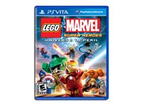 LEGO Marvel Super Heroes PlayStation Vita