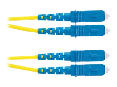 Panduit Opti-Core patch cable - 23 m - yellow