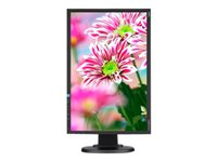 NEC MultiSync E223W-BK LED monitor 22INCH 1680 x 1050 HD 720p TN 250 cd/m² 1000:1 5 ms