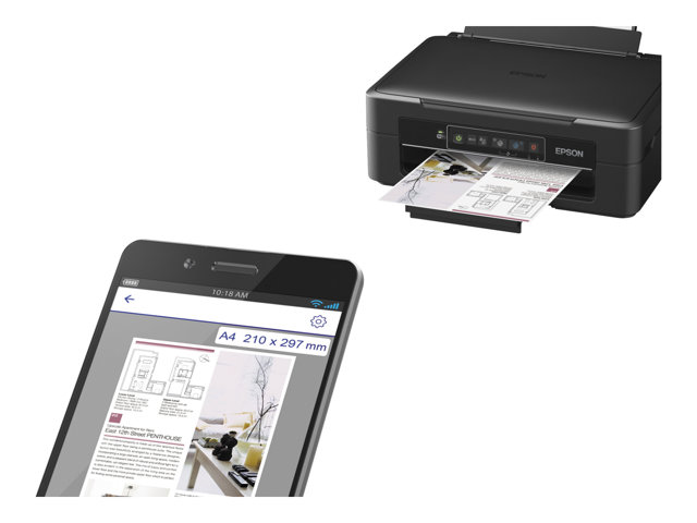 Epson Expression Home XP-245 - imprimante multifonctions (couleur)