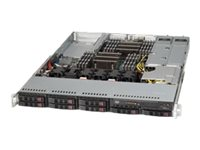 Supermicro SC113 AC2-R706WB2 - rack-mountable - 1U - extended ATX