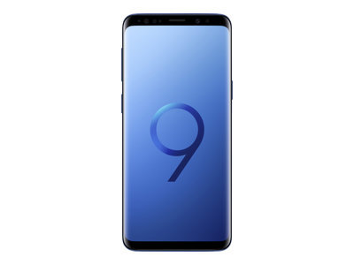"Samsung Galaxy S9 - SM-G960F - smartphone - 4G LTE - 64 GB - microSDXC slot - TD-SCDMA / UMTS / GSM - 5.8"" - 2960 x 1440 pixels (570 ppi) - Super AMOLED - RAM 4 GB - 12 MP (8 MP front camera) - Android - coral blue"