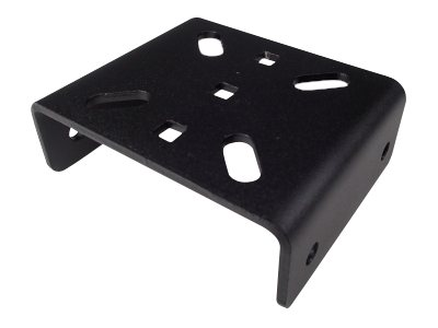 Havis C Mounting component (bracket adapter) powder-coated steel black