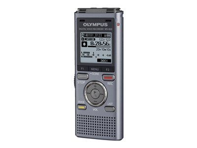 Olympus WS-822 - voice recorder - flash memory card